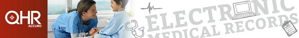 Electronic Medical Records banner image